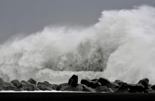 19호 태풍 하기비스, 日열도 강타… 21명 사망·행불